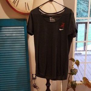 Womens xxl Nike shirt